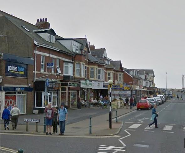 Victoria Road Cleveleys